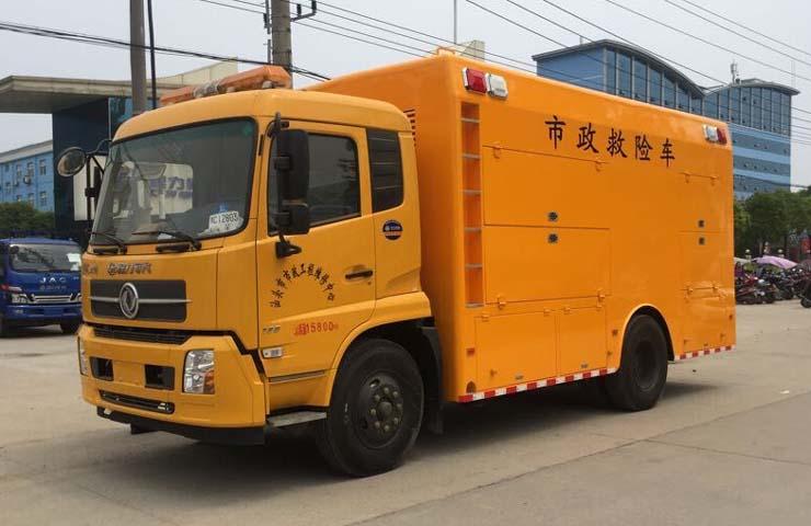 东风天锦抢险救援车