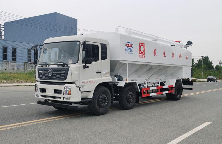 30立方散装饲料运输车