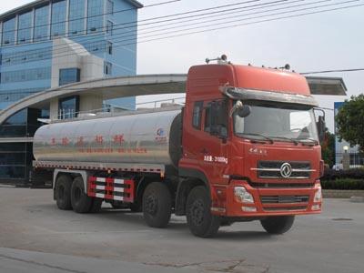 东风天龙前四后八牛奶运输车(国四)