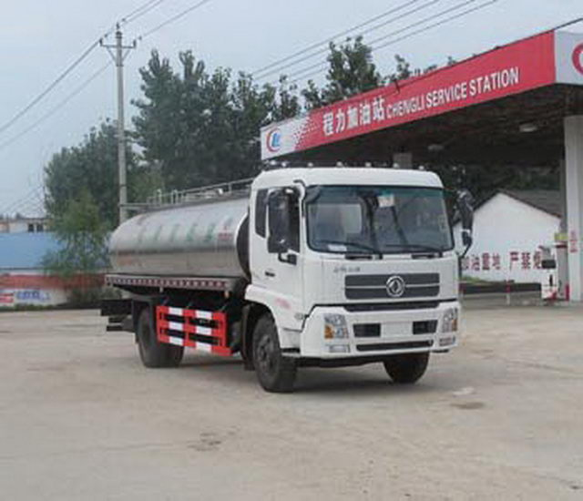 东风天锦牛奶运输车(国四)