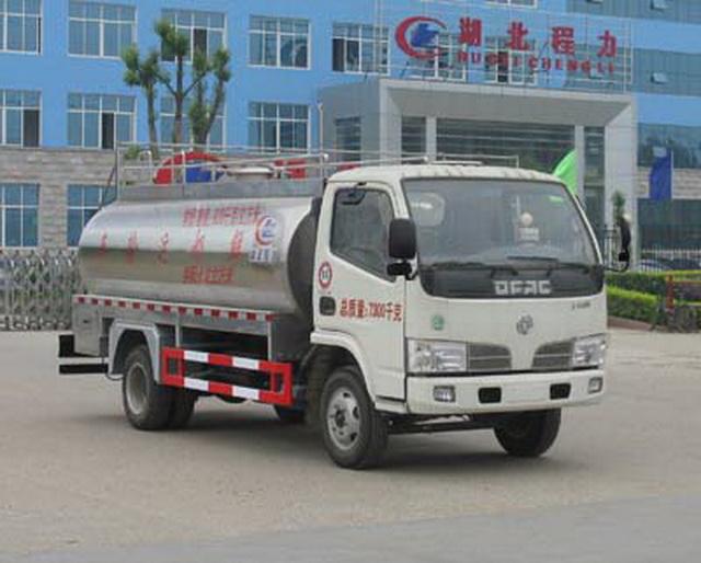 东风福瑞卡牛奶运输车(国四)