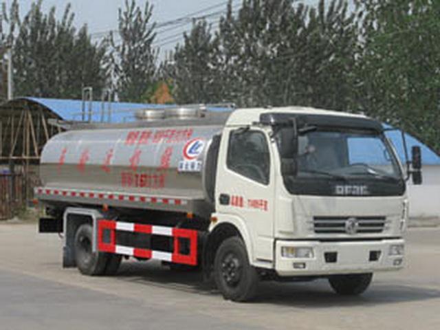 东风多利卡牛奶运输车(国四)