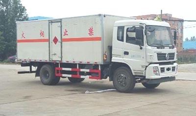 东风153爆破器材运输车
