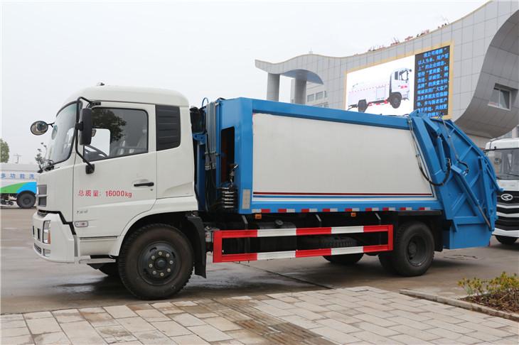 东风天锦压缩式垃圾车侧面图片2.jpg
