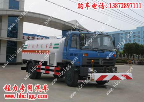东风145高压清洗车(国四)